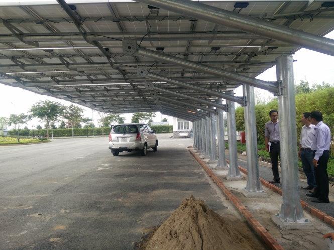 Đầu tư điện năng lượng mặt trời
