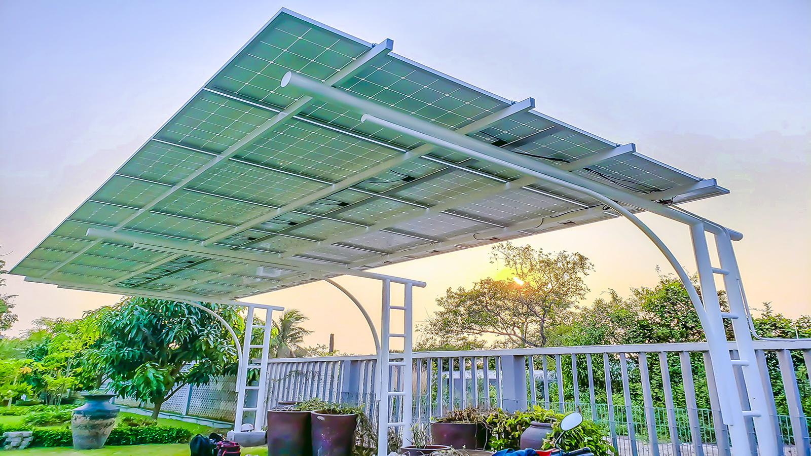 VES lắp đặt điện năng lượng mặt trời cho khách hàng Anh Bình tại Biên Hòa - Đồng Nai